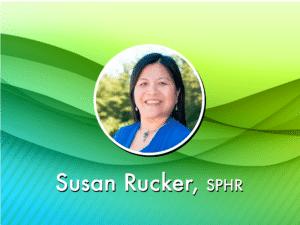 Susan Rucker, SPHR, Forney TX